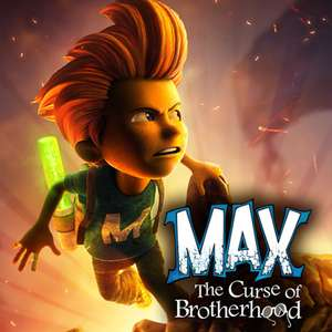 Max: The Curse of Brotherhood GRATIS