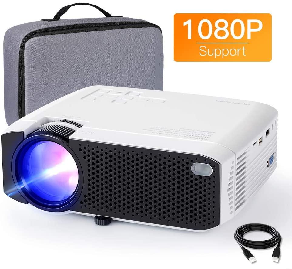 Videoproiettore portatile, 4500 Lumen
