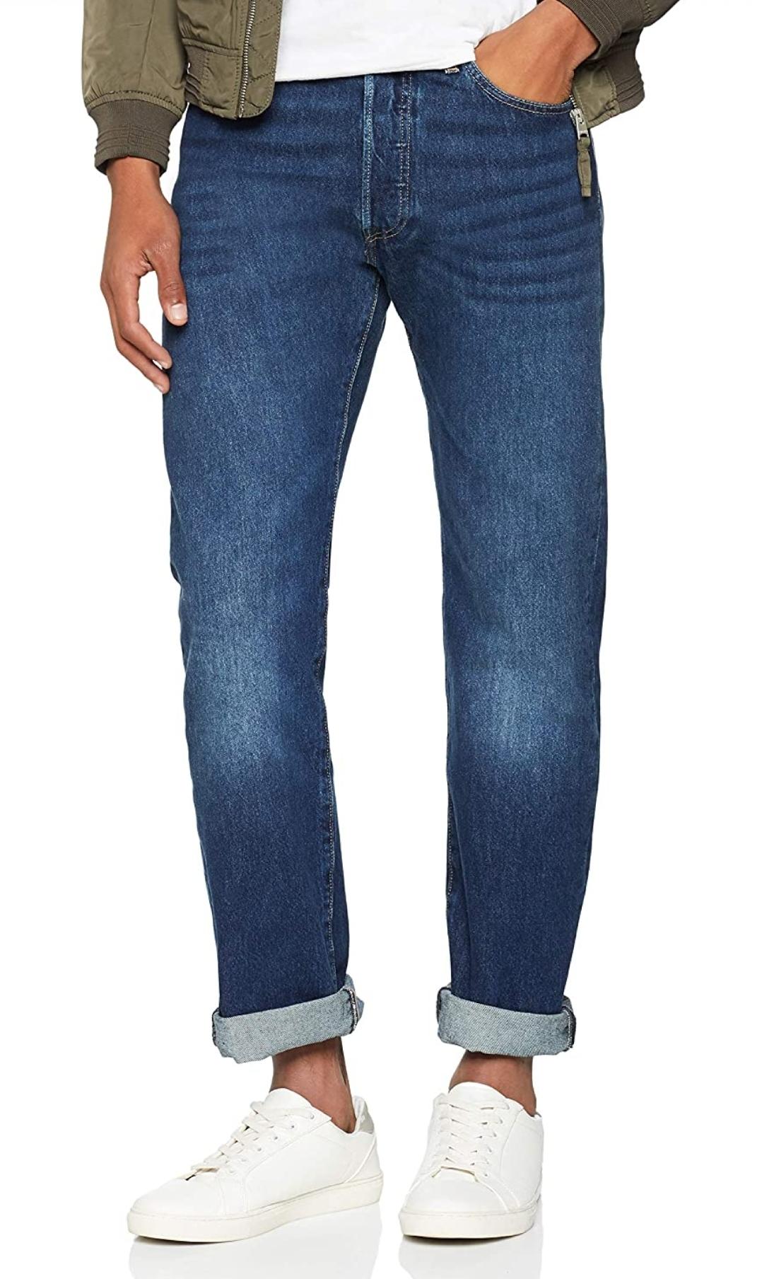 Jeans Levi's 501 - Taglia 32W/30L (46 ITA)