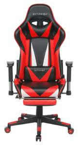 Sedia BlitzWolf 180° reclinabile 77.9€