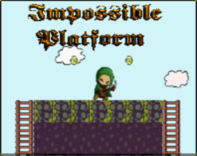 Itch.io Gratis: Impossible Platform