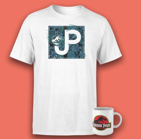 Jurassic Park Bundle T-shirt + Tazza 9.99€
