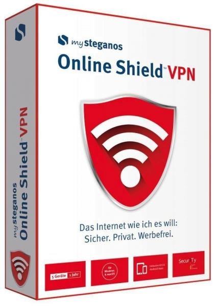 Steganos Online Shield VPN GRATIS