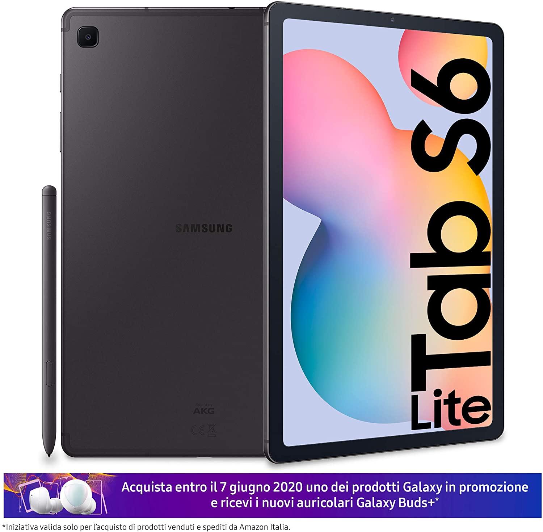 Samsung Galaxy Tab S6 Lite LTE + S Pen + Galaxy Buds+