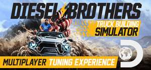 Epic Games - Diesel Brothers Truck Building Simulator (Editor Mode) GRATIS