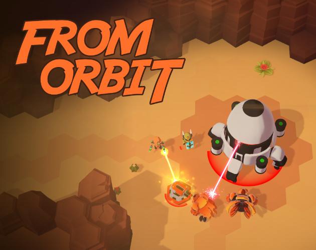 Gioco PC Gratis - From Orbit