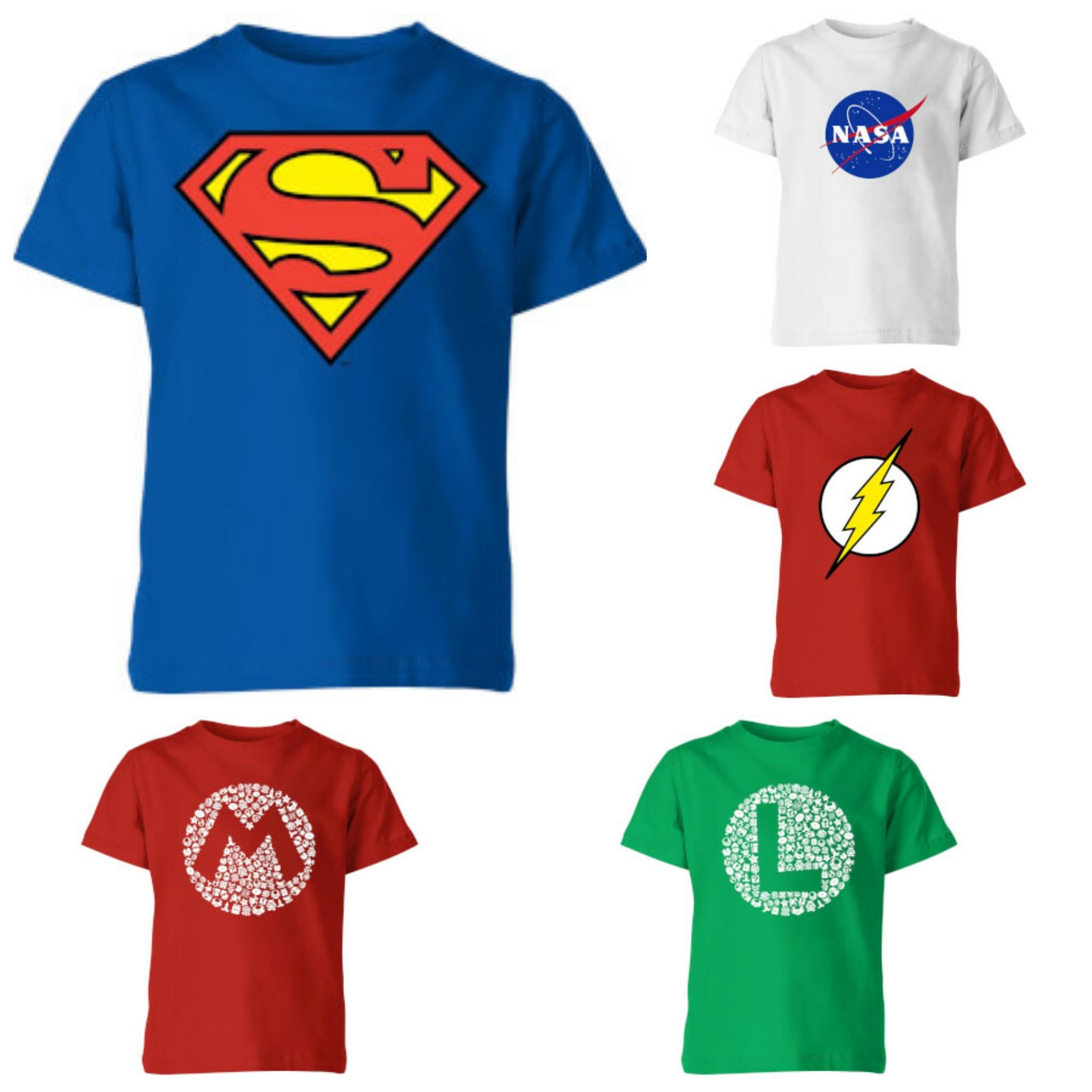 Zavvi n.2 T-Shirt Bambini a 12,99€