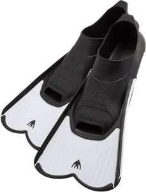 Cressi Light, Pinne Corte Leggere e Potenti per Nuoto/Snorkeling Unisex