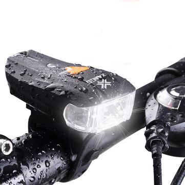 XANES - 2 LED Bicicletta standard standard Smart Sensor Warning