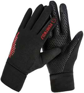 Guanti Ciclismo Touch Screen 2.9€