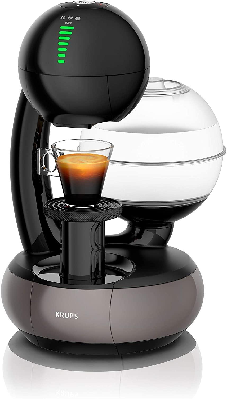 NESCAFÉ DOLCE GUSTO ESPERTA KP3108K Macchina automatica per caffè espresso e altre bevande Charcoal Krups