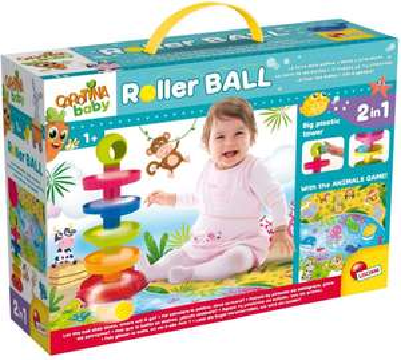 Gioco per Bambini Carotina Baby Torre delle Palline