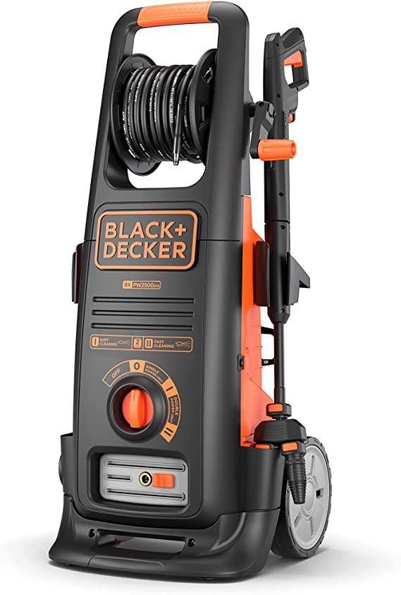 Idropulitrice ad alta pressione Black+Decker