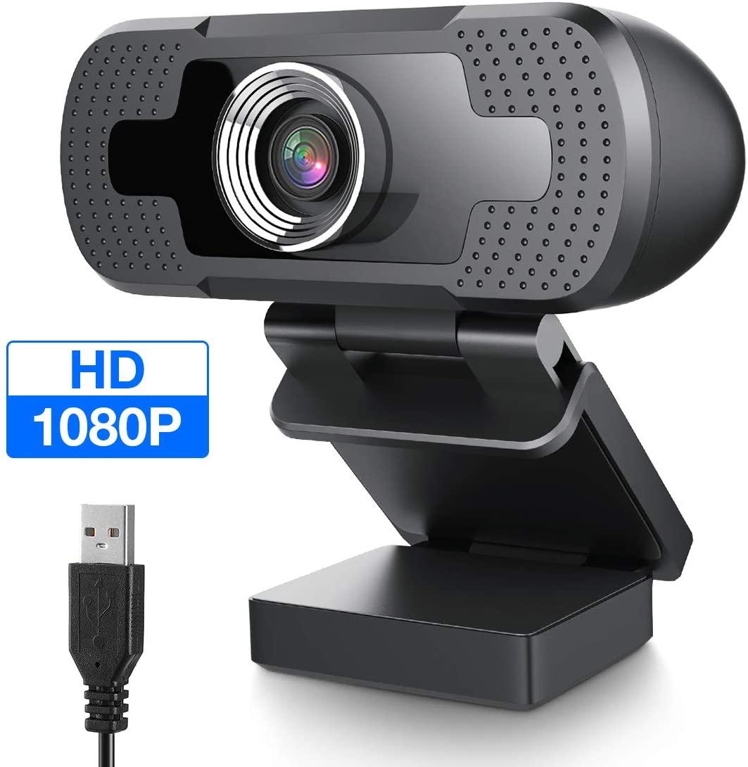 Webcam Full HD Hocosy