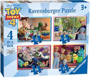 Toy Story 4 Puzzle per Bambini