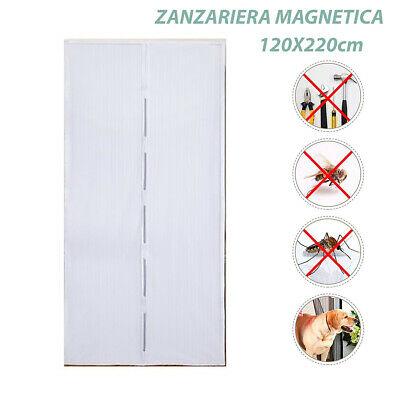 TENDA ZANZARIERA MAGNETICA