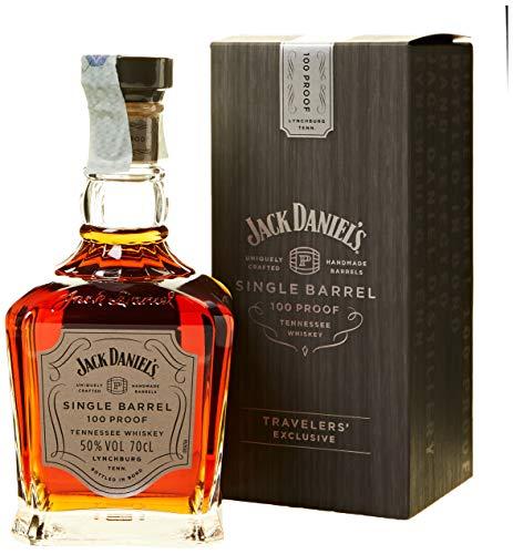 WHISKY JACK DANIEL'S SINGLE BARREL 100 CL.70