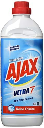 6x AJAX Detergente multiuso Ultra 7