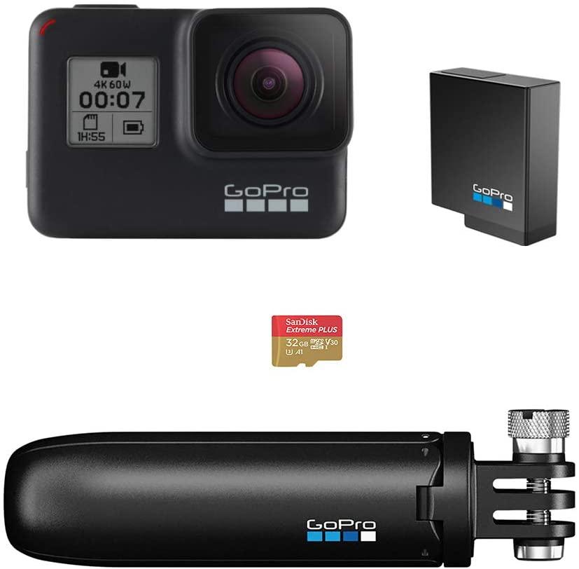 GoPro HERO7 Black Special Bundle 269€