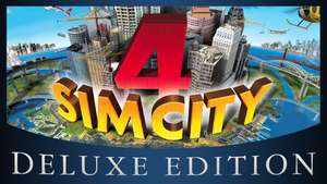 Key Steam SimCity 4 Deluxe Edition