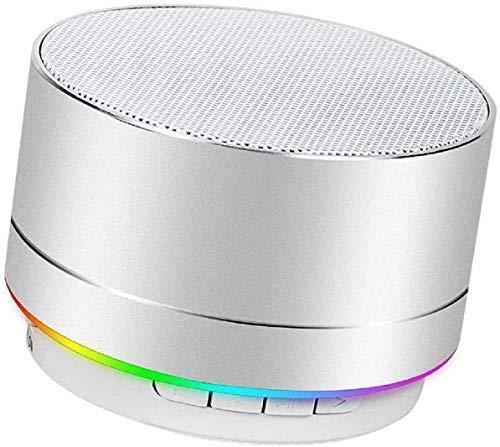 Altoparlante portatile Bluetooth con bassi potenti, gamma di connessione Bluetooth e guida vocale per PC Android IOS e altri-S-YSYX41