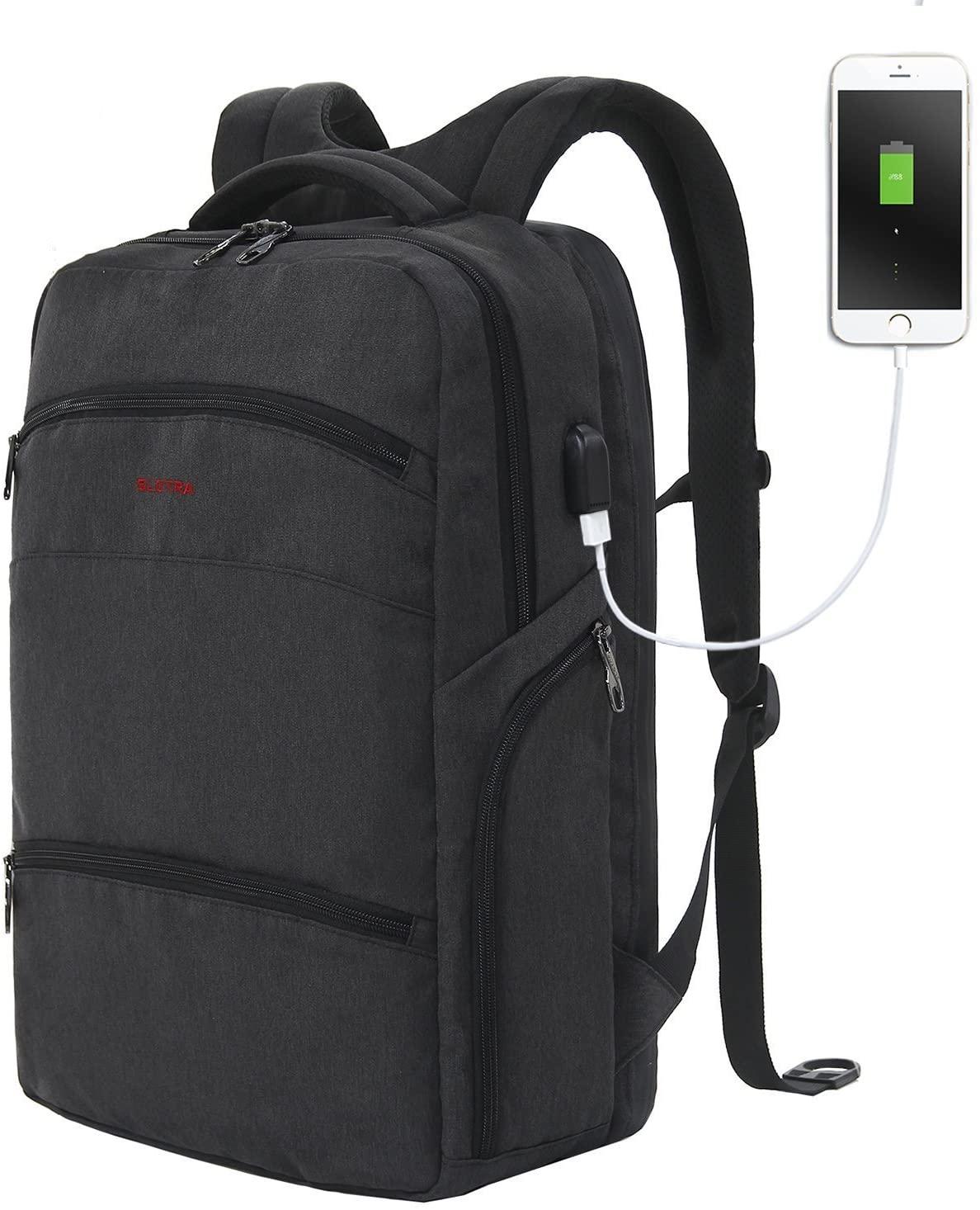 "Zaino per Laptop 17"" - Porta USB 12.3€"