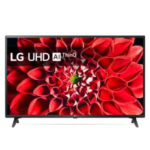 "Smart TV 55"" Ultra HD 4K LG 55UM7050PLC"
