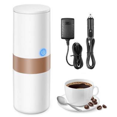 Aicok Macchina Caffè Portatile Compatibile con Capsule K-CUP