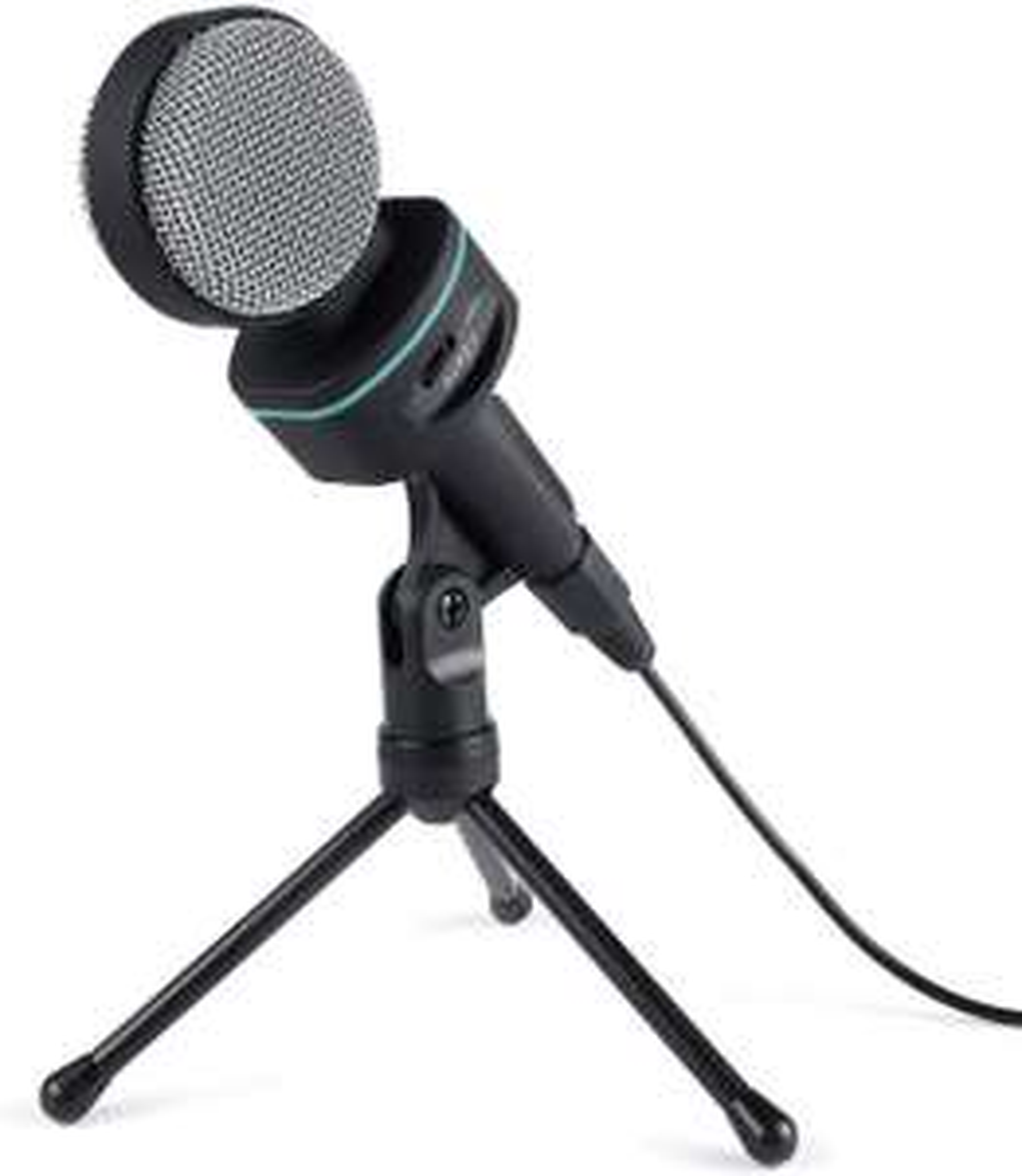 Microfono AUKEY Condensatore da Tavolo 9.9€