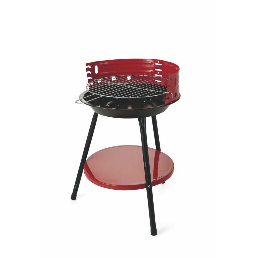 BBQ Barbecue in Acciaio 36x55cm