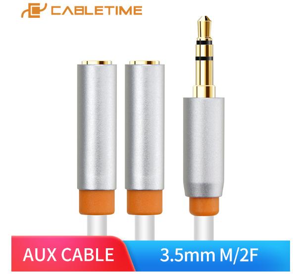 Splitter Audio Jack Da 3.5mm 1.1€