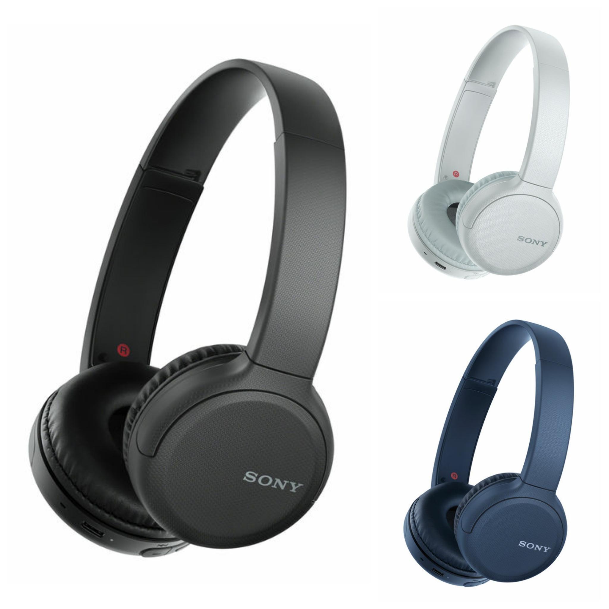 Sony Cuffie Bluetooth con microfono SONY WHCH510 Black