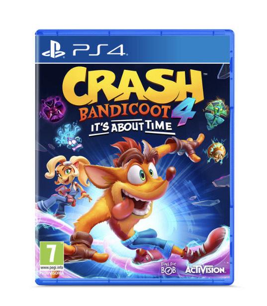 PREVENDITA Crash Bandicoot 4: It's About Time - PS4