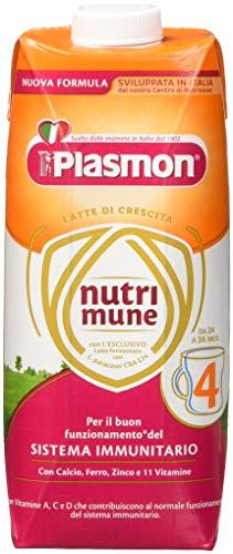 12x500ml Plasmon Latte Liquido Nutri Mune 4