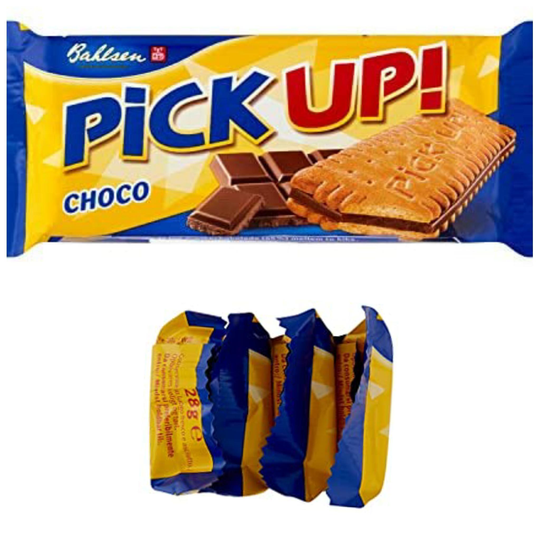 6x 4 Pick-Up Choco da 28gr