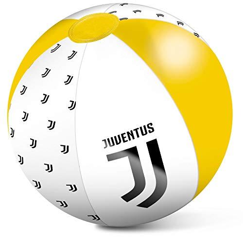 Mondo Toys - F.C. Juventus Beach Ball - Pallone da Spiaggia Colorato