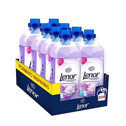 8x26 lavaggi Lenor Ammorbidente Lavanda & Camomilla