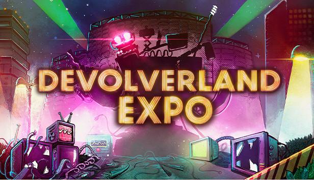 Gioco Gratis Steam: Devolverland Expo