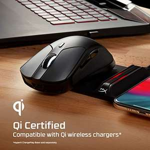 Mouse HyperX - RGB Wireless Qi Ricondizionato