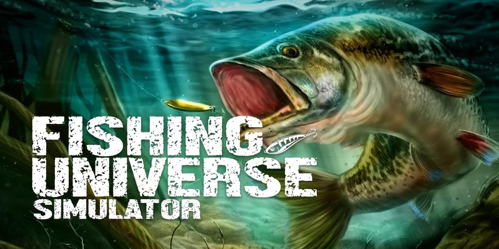Fishing universe Simulator per Switch 0.99€