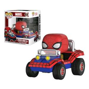 Funko Pop Spidermobile