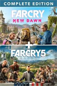Xbox One Pack - Far Cry 5 + Far Cry New Dawn Deluxe Edition