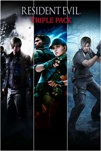 Xbox One: Resident Evil Triple Pack (4,5,6)
