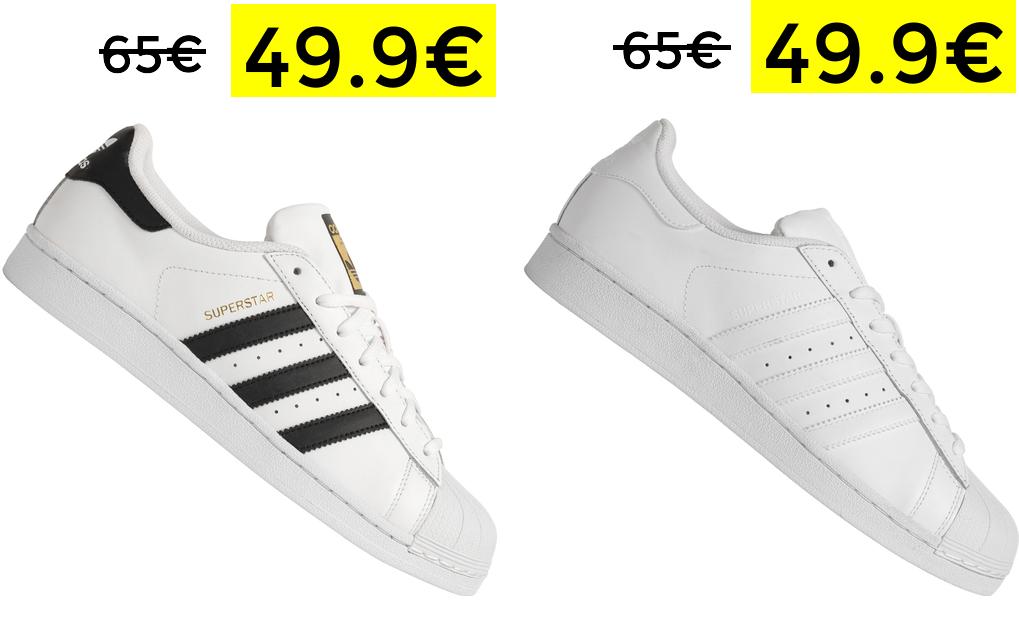 Scarpe Adidas Superstar 49.9€