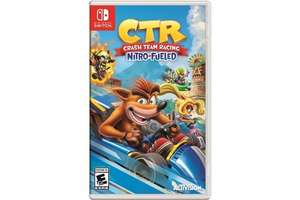 Crash team racing switch