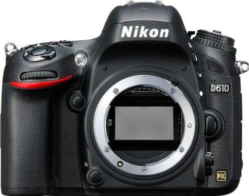 Nikon D610 body fotocamera