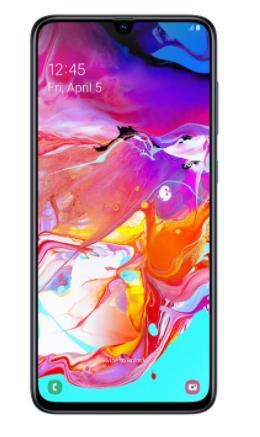 """Samsung Galaxy A70 Display 6.7"""", 128 GB"""