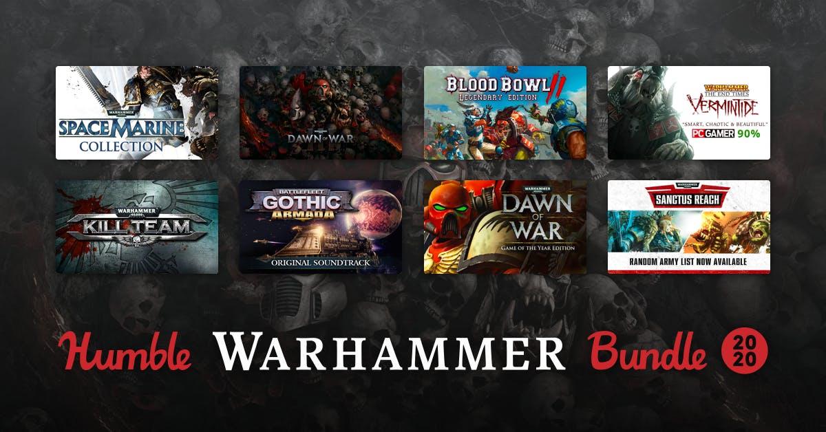 WARHAMMER BUNDLE 2020
