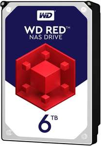 Hard Disk 6TB WD RED NAS 154€