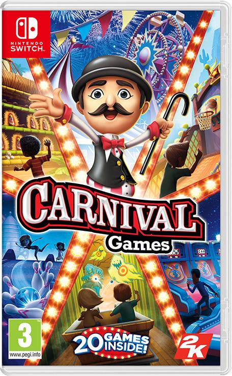 Carnival Games (20 minigiochi) - Nintendo Eshop